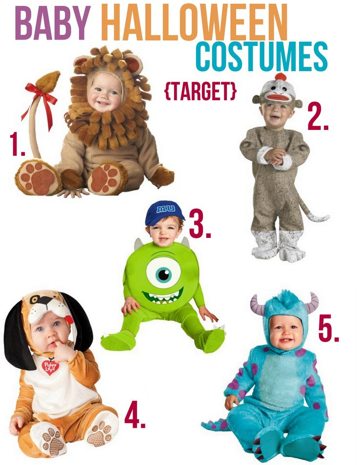 BABY HALLOWEEN COSTUMES AT TARGET