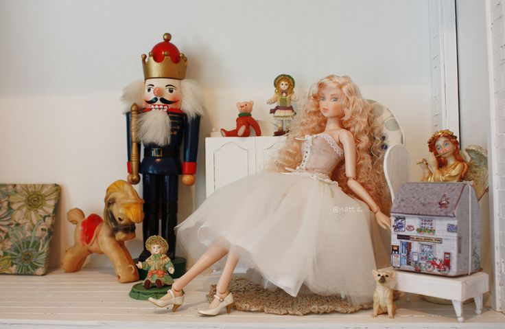 Princess Room.   by little dolls room