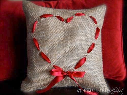 Especial San Valentin 20 DIY de Cojines ~ Sara's Code: Blog de Costura + DIY