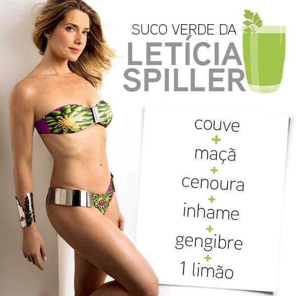 Hora do suco verde! A receita de hoje é uma Joia Rara  Vem aprender a fazer o suco da Letícia Spiller: http://abr.ai/1jkrKL8 #sucoverde #leticiaspiller