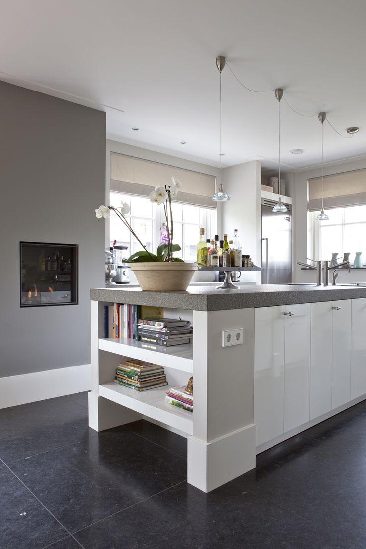 Meer dan 1000 Keuken Idee u00ebn op Pinterest   Keukens, Keuken Ontwerpen en Kleine Keukens