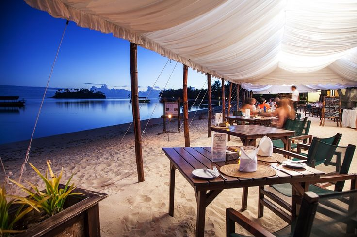 Pacific Resort Rarotonga - Cook Islands Nestled... | Luxury Accommodations