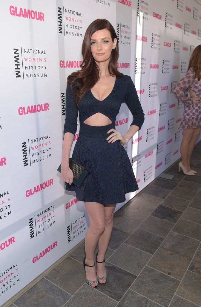 Lydia Hearst  - National Women's History Museum Presents the 4th Annual Women Making History Brunch, Presented by Glamour Magazine