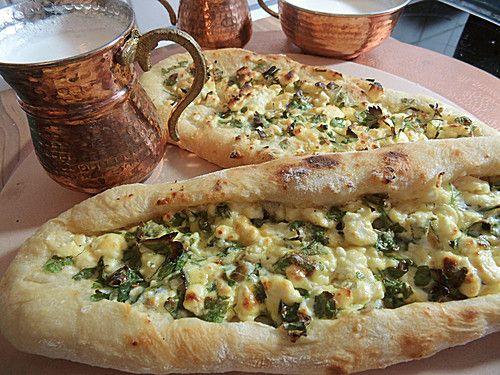 Pide aus dem Pizzaofen, ein leckeres Rezept aus der Kategorie Käse. Bewertungen: 1. Durchschnitt: Ø 2,7.