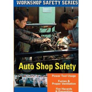 Nama : Auto Shop Safety Kode : 47000000301 Merk : - Tipe : - Status : Siap Berat Kirim : 1 kg  This program examines correct and safe procedures when working in an auto shop. It is designed for beginning high school students who have little or no experience in working in a shop environment.
