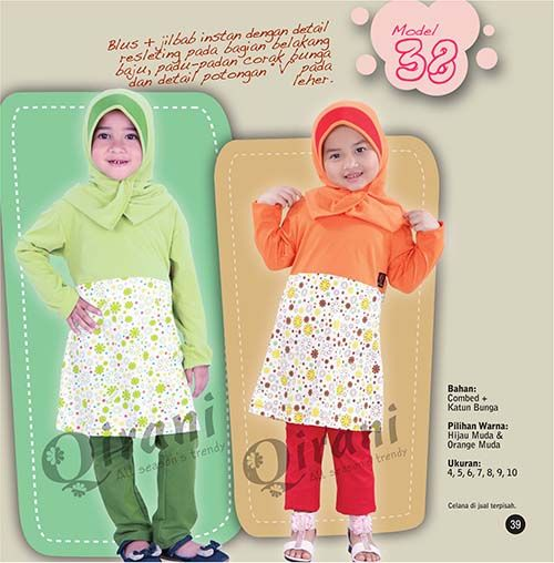 qirani kids model 38 hubungi 085732697004