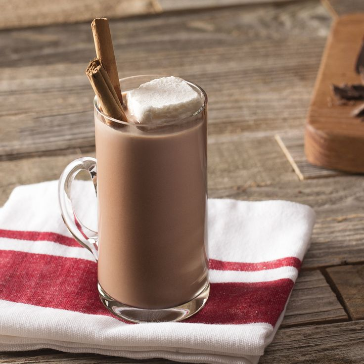 Add a little Jim Beam® Kentucky Fire™ Bourbon to your hot chocolate, with the Fireside Coco recipe.