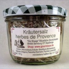 Kräutersalz 'herbes de Provence' #food #cooking #shopping #vegan
