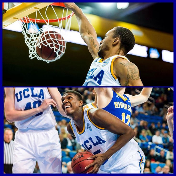 Kevon Looney's 7th Double - Double in 10 Games & Leading Scorer for the night Norman Powell lead The #Bruins to a 77-66 Win over UC Riverside  #UCLA #8Clap