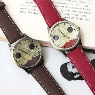 Owl-Print Strap Watch from #YesStyle <3 Cuteberry YesStyle.com