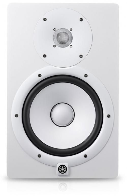 "Yamaha HS8 White 8"" Active Studio Monitor"