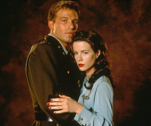 Rafe McCawley (Ben Affleck) and Evelyn Johnson (Kate Beckinsale) - Pearl Harbor