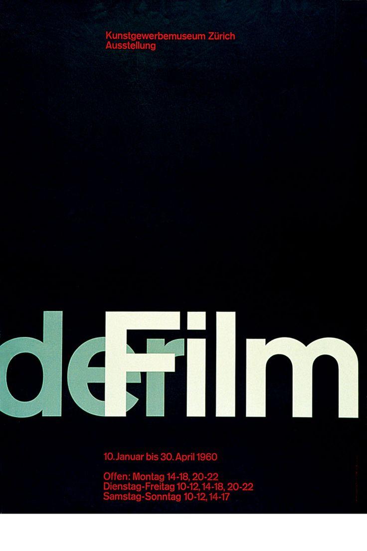 Der Film — Josef Müller-Brockmann