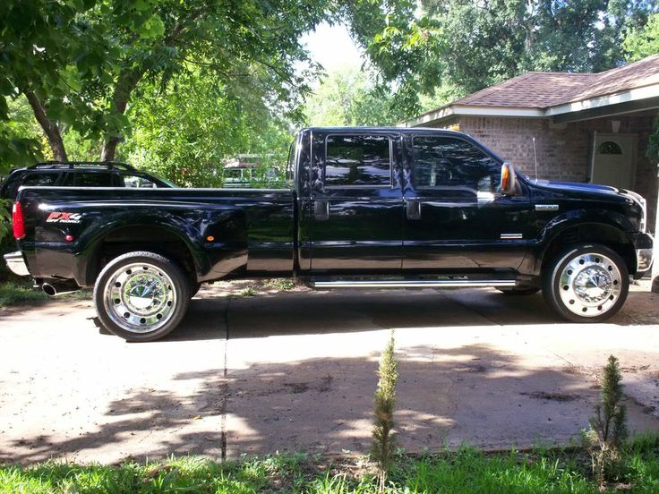 Ford Dually on 24 rim | ... .performanceboats.com/other ...