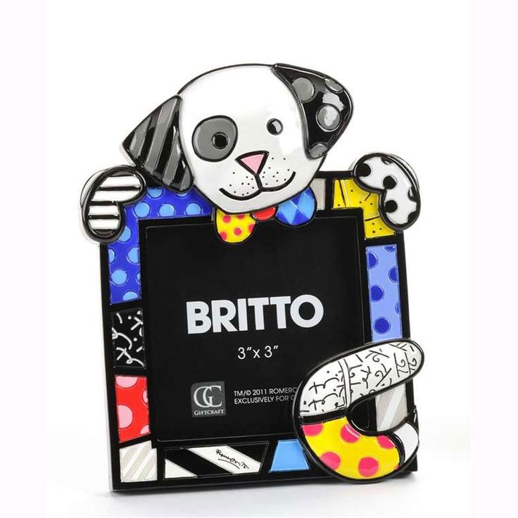 Britto Britto 3x3 Square Pup Frame