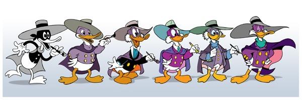 Darkwin Duck