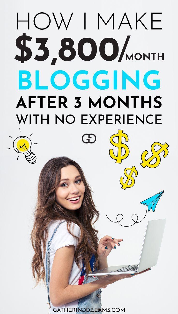 Wie man mit dem Bloggen Geld verdienen kann (in kürzester Zeit) – Peyton Smuth