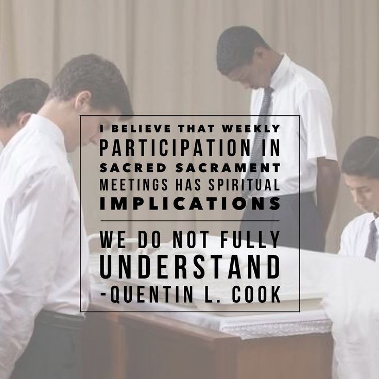 #ldsquotes #ldsconf #eldercook #sabbath #sabbathday #covenant i believe that weekly participation in sacred sacrament meetings has spiritual implications we do not fully understand