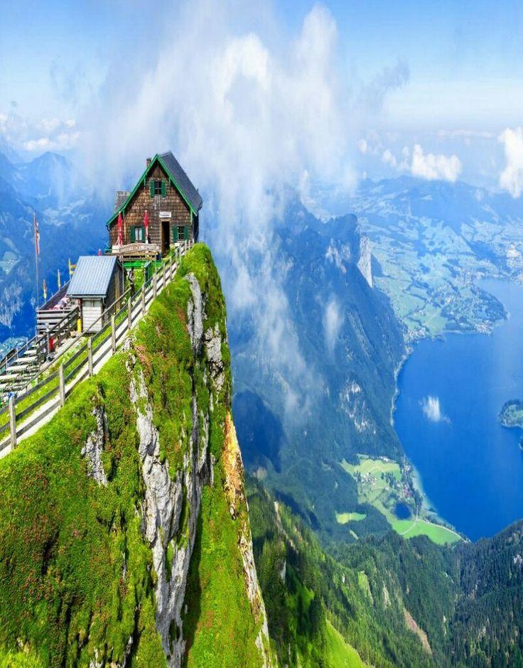 Jaw Dropping View Schafberg Mountain - Austria