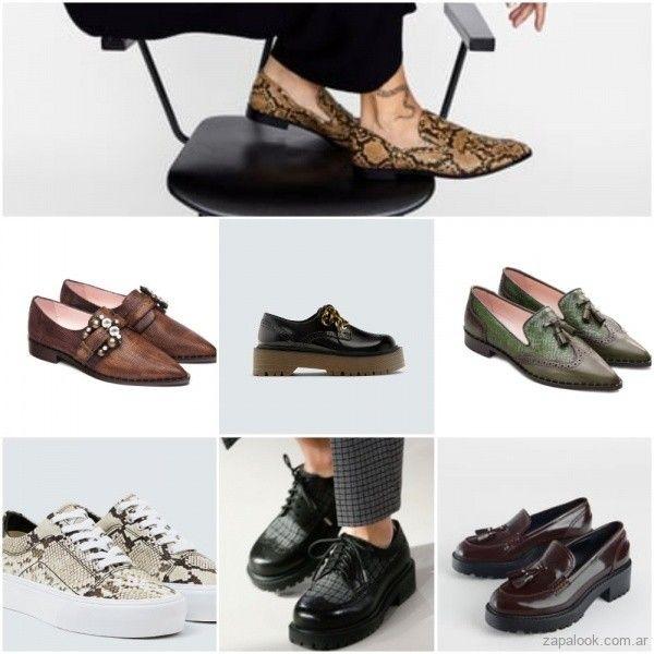 7fa05ae349d6 Zapatos y Botas – Tendencias en calzado otoño invierno 2019 ...