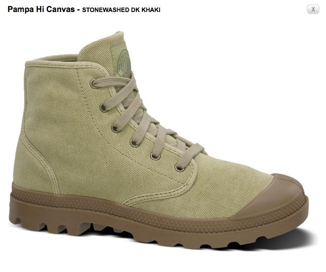 Paladium Boots - $65