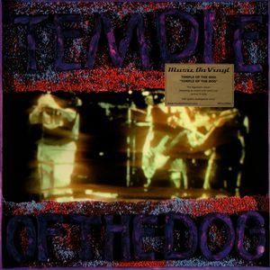 Temple Of The Dog - Temple Of The Dog - 2 LP
