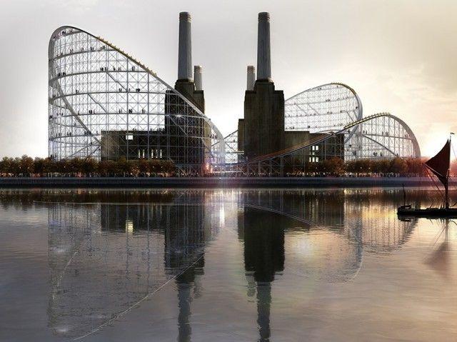 Architecture Ride London – Fubiz™