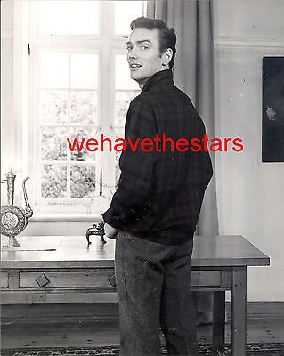 Vintage John Fraser 50s QUITE HANDSOME AT HOME Publicity Portrait
