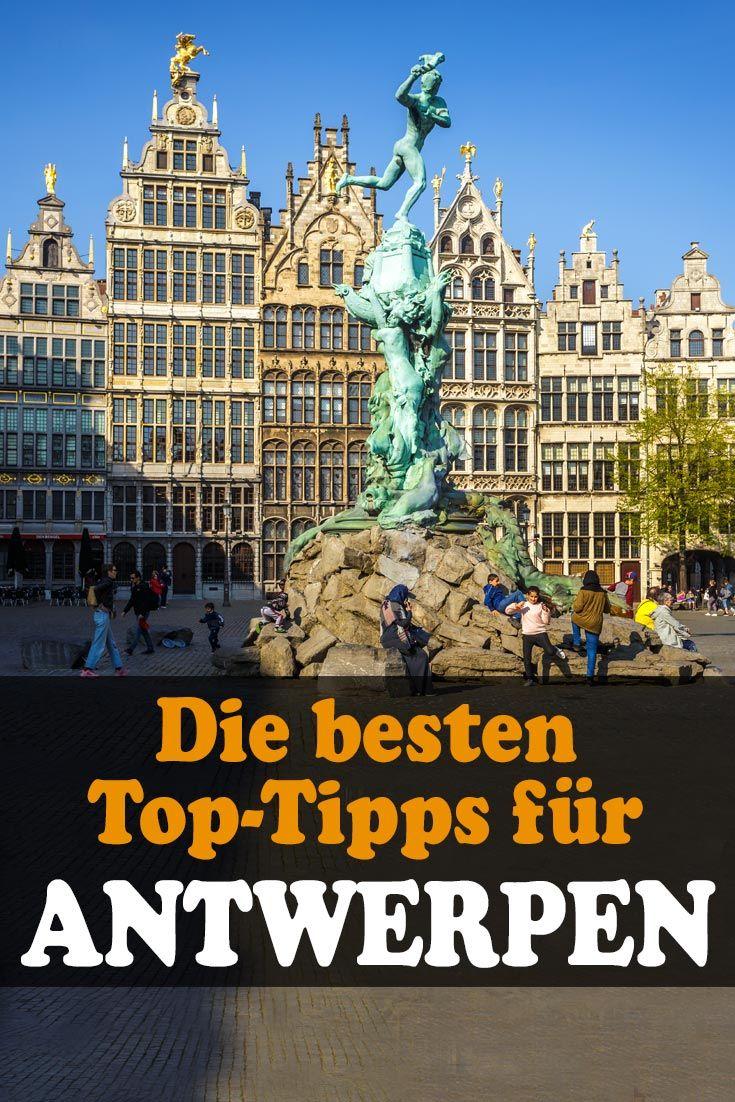 Antwerpen Die Stadt Der Kontraste Antwerpen Reisebericht