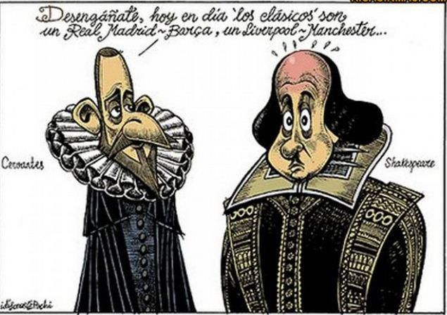 Cervantes-Shakespeare