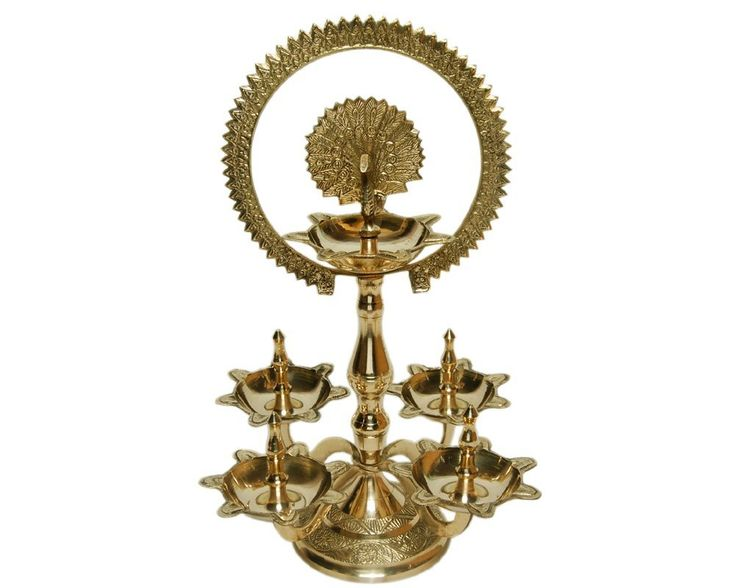 MA DESIGN HUT Diwali Item - Deepawali Lighting Punch Deep Brass Oil Diya Diwali Decoration Pooja and Home Decor Item