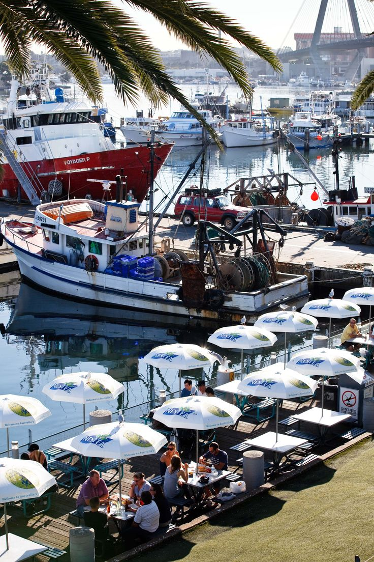 Sydney Fish Market is the largest market of its kind in the Southern Hemisphere.