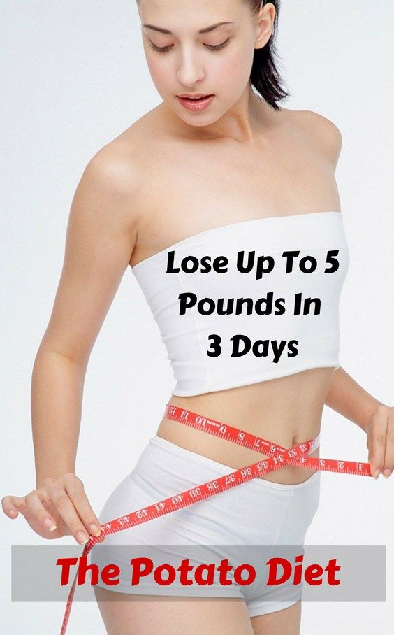 Simple and Amazing Diet Lose Up To 5 Pounds In Three Days!