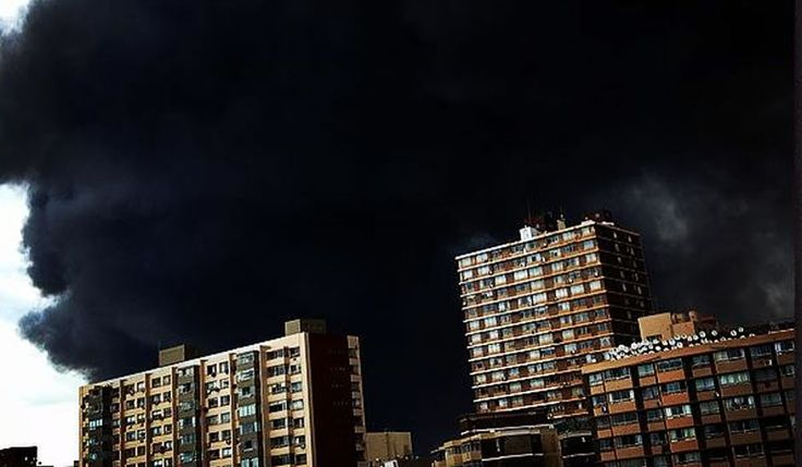 Important Safety Precautions for Durbanites as Smoke Billows Above City, Chemicals Confirmed