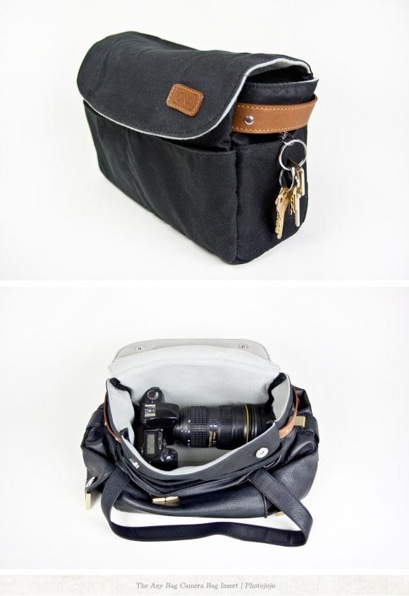 Any bag camera bag