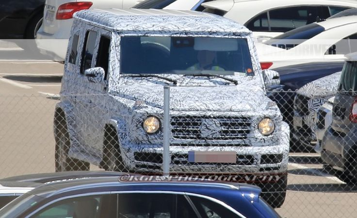 2019 Mercedes-Benz G-Class Price, Release date, Spy Photos