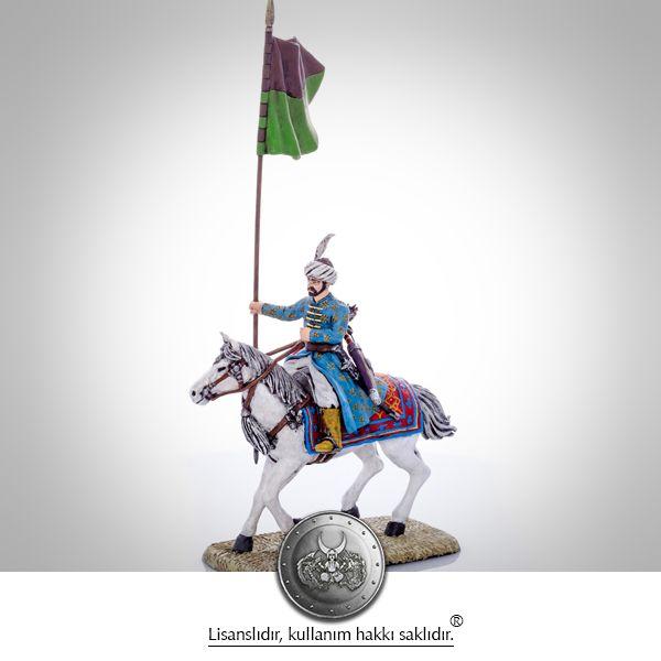 Osmanlı Devleti - Bayraktar // Ottoman State - Bannerbearer