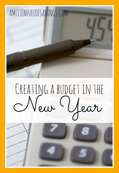 Budgétisation n'a pas à être difficile.  Voici quelques conseils simples sur la façon de créer un budget pour la nouvelle année