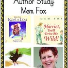 Books covered in this workbook: Whoever You Are, Hattie and the Fox, Wilfrid McDonald Partridge, Harriet, You'll Drive Me Wild, Possum Magic, Womba...