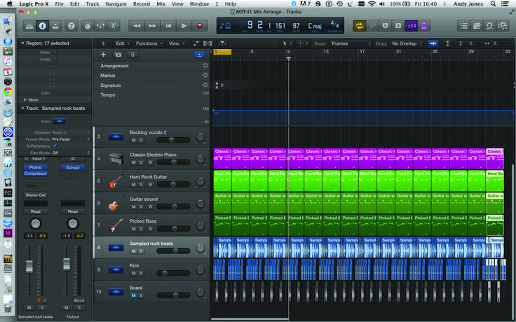 Logic Pro X Arranging Tutorial