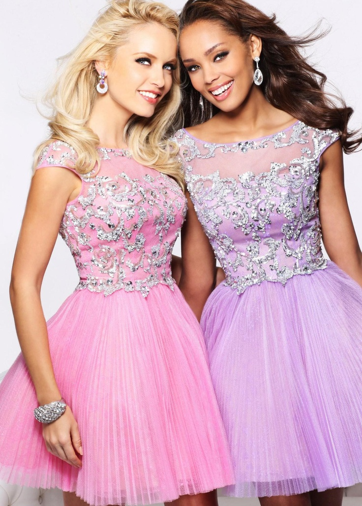 501 best Short and Flirty Formals images on Pinterest | Short prom ...
