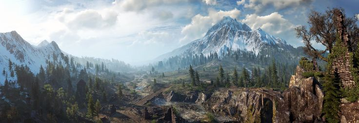 the witcher 3 wild hunt - Background hd