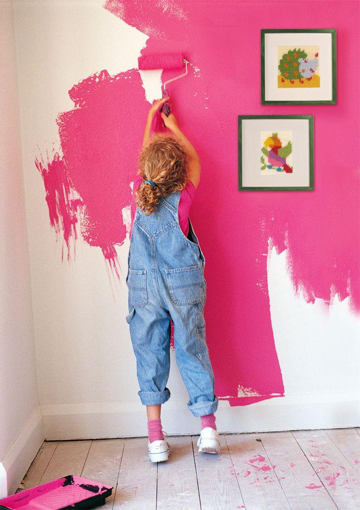 Comment occuper les enfants et les juniors pendant les vacances ? Faites leur découvrir la tapisserie avec DMC