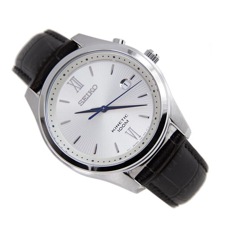 A-Watches.com - SKA771P SKA771 Seiko Kinetic WR100m Stainless Steel Case Gents Date Casual Watches, $146.00 (https://www.a-watches.com/ska771p-ska771-seiko-kinetic-wr100m-stainless-steel-case-gents-date-casual-watches/)