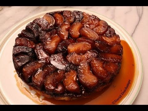 French Tarte Tatin by my grandmother Monica