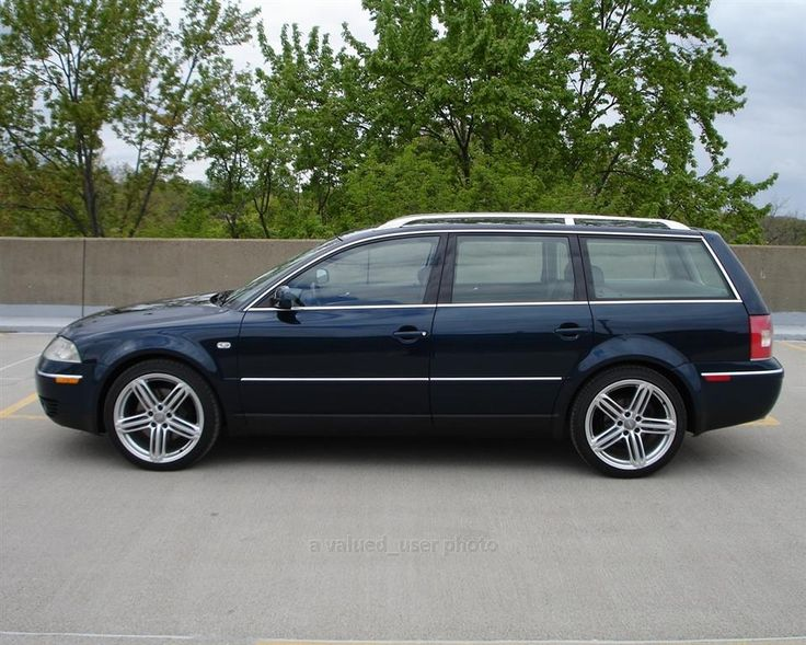 Cool Car Photos Volkswagen Passat W8 Wagon With A Manual