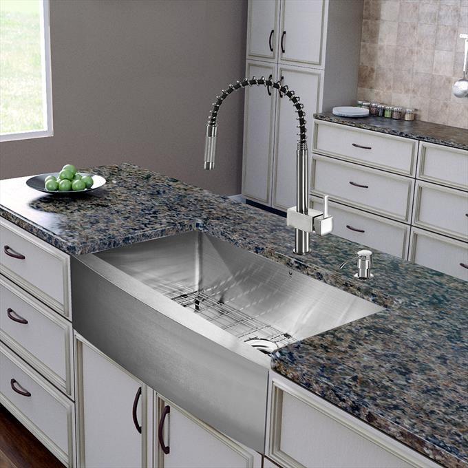 Undermount Farmhouse Kitchen Sink 562 best kitchen sinks images on pinterest | kitchen sinks, copper