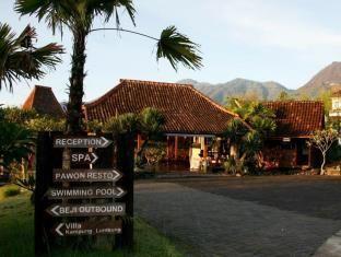 Kampung Lumbung Boutique Ecohotel Malang-Batu.