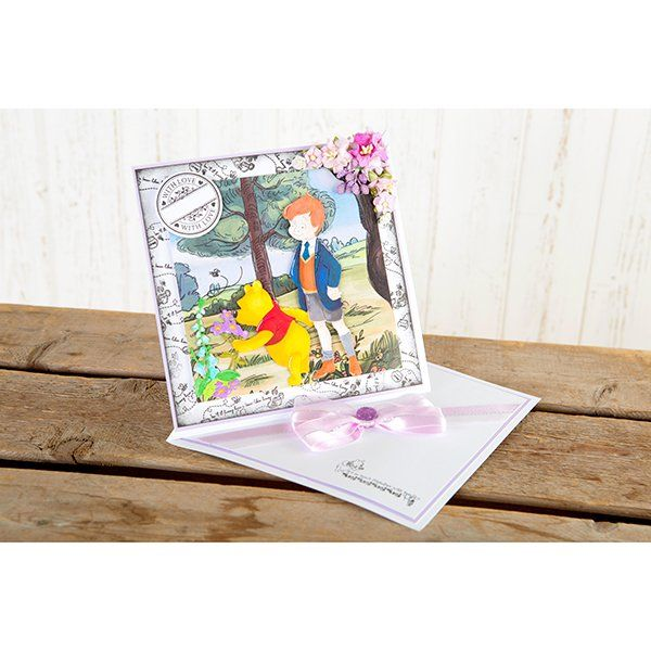 Disney Winnie The Pooh Complete Collection (389792) | Create and Craft