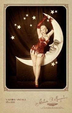 Vintage Circus & Burlesque
